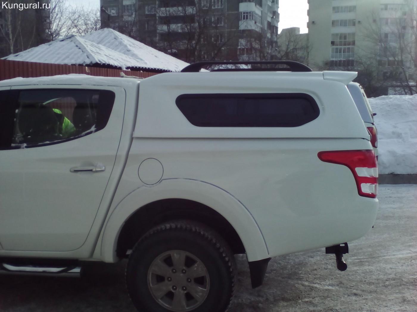 "Кунг Mitsubishi L200 оригинал NEW 2015 - Интернет-магазин кунгов ""Кунг-Урал"", Екатеринбург"